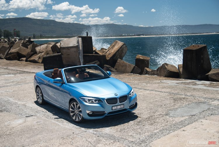 2018 BMW 230i convertible review (video) | PerformanceDrive