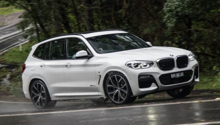 2018 BMW X3 xDrive30d review (video)