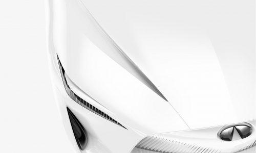Infiniti plans all-new sedan concept for Detroit show