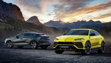 Lamborghini Urus officially unveiled with twin-turbo V8 power