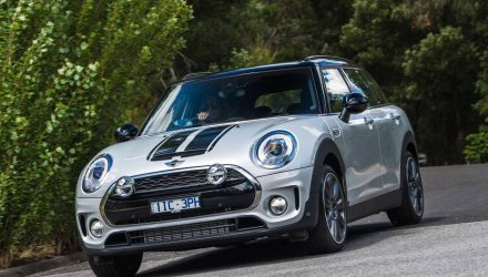 MINI Cooper S Clubman Masterpiece Edition on sale in Australia
