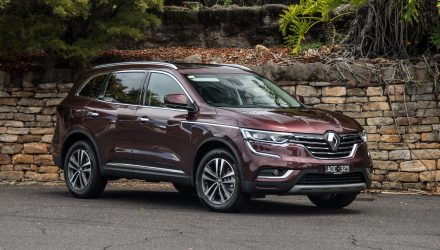 2017 Renault Koleos diesel review (video)