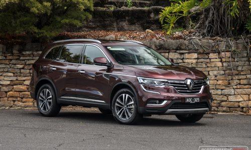 2017 Renault Koleos diesel review (video)