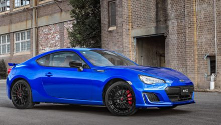 2018 Subaru BRZ now on sale in Australia, STI-inspired tS added