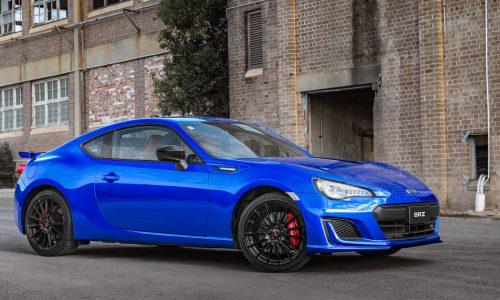 2018 Subaru BRZ now on sale in Australia, STI-inspired tS added