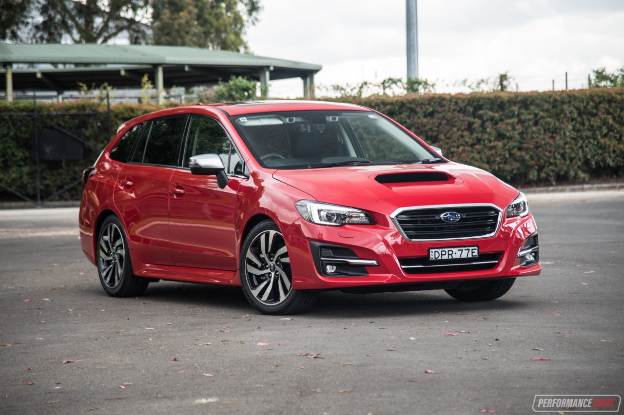 2018 Subaru Levorg GT-S Review (video)
