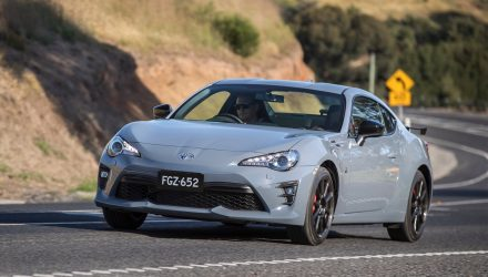 2018 Toyota 86 performance kit announced in Australia