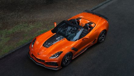 2019 Chevrolet Corvette ZR1 debuts, first drop-top ZR1 since 1970
