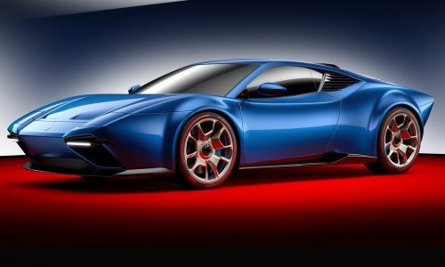 New De Tomaso Pantera in the works: Ares Project Panther