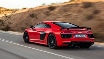 Audi R8 V10 Plus Neuburg Edition announced for Australia