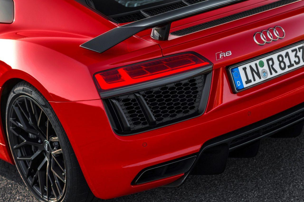 Audi R8 V10 Plus Neuburg Edition Announced For Australia
