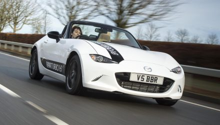 BBR develops turbo kit for 1.5L Mazda MX-5