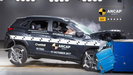 Hyundai Kona, Holden Equinox get 5-star ANCAP, MG ZS 4 stars