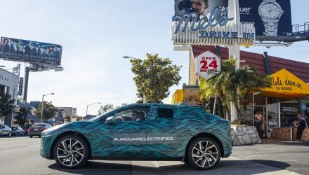 Jaguar I-Pace undergoes final stages of testing, arrives in LA