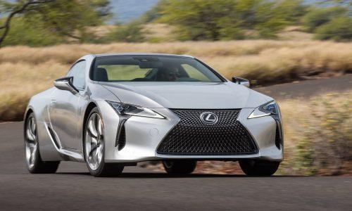 Lexus LC F to debut 4.0TT V8, 130kg diet via carbon fibre – rumour