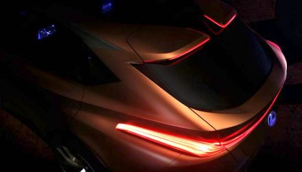 Lexus LF-1 Limitless concept to preview new coupe SUV