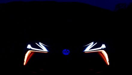 Lexus LF-1 Limitless concept previewed again before Detroit debut