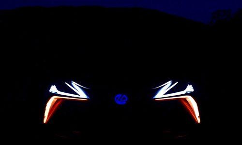 Lexus LF-1 Limitless concept previewed again before Detroit debut
