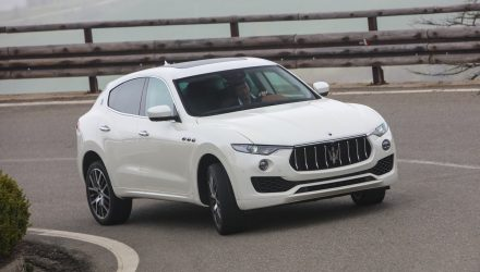 Maserati demand slowing, causes extended production stops – report