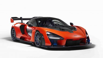 McLaren Senna revealed as ultimate road-legal track car