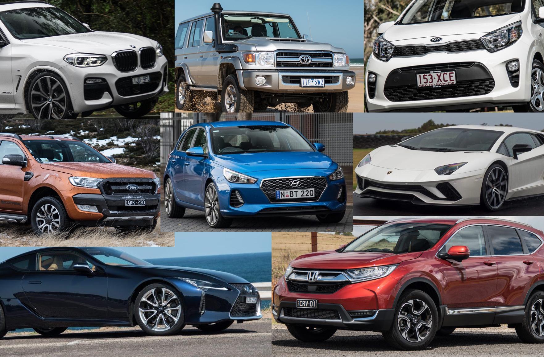 PerformanceDrive's top 10 best new cars of 2017