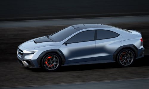 2020 Subaru WRX to be plug-in hybrid, inspired by Viziv concept – report