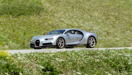 The Grand Tour episode 3 features Bugatti Chiron, Kia Stinger (video)