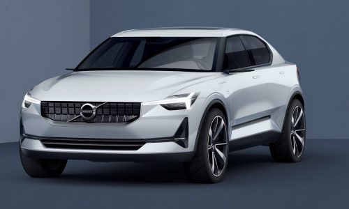 2020 Volvo V40 to come in electric & plug-in hybrid form – report