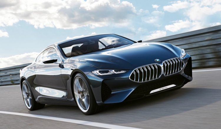 2018 Bmw 8 Series Spied At Factory With 850i Badge Performancedrive