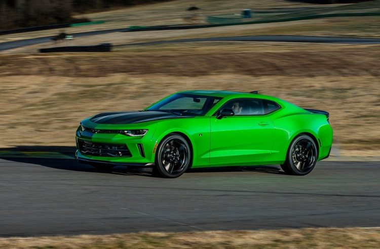 2019 Chevrolet Camaro Getting 7 Speed Manual Option