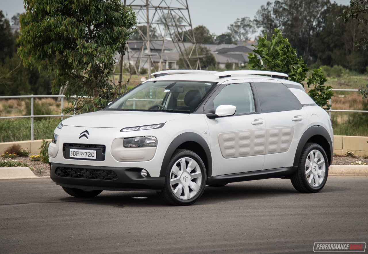 Unique Auto Sales >> 2017 Citroen C4 Cactus review – EAT6 auto (video) | PerformanceDrive