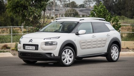 2017 Citroen C4 Cactus review – EAT6 auto (video)