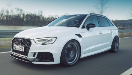 ABT comes up with mental tune for Audi RS 3 Sportback