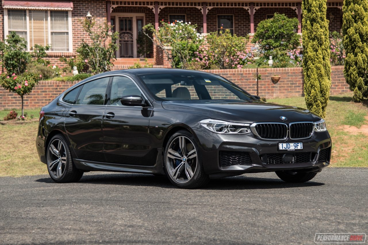 2018 Bmw 630i Gran Turismo Review Video Performancedrive