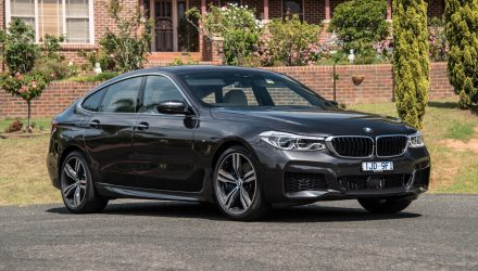 2018 BMW 630i Gran Turismo review (video)