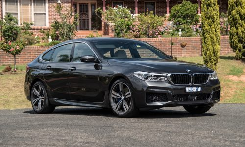 2018 BMW 630i Gran Turismo review (video)