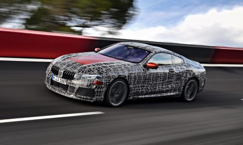2018 BMW 8 Series undergoes endurance testing phase (video)