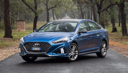 2018 Hyundai Sonata Premium 2.0T review (video)