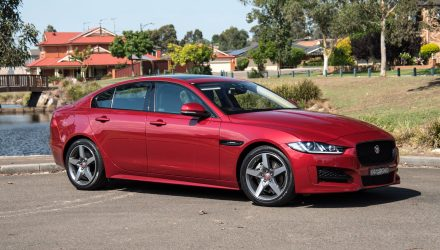 2018 Jaguar XE 20d R-Sport review (video)