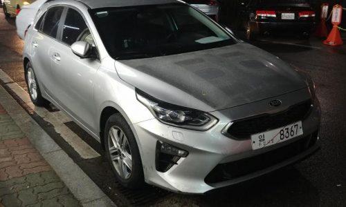 2018 Kia Cee'd spotted in full, previews new Cerato?