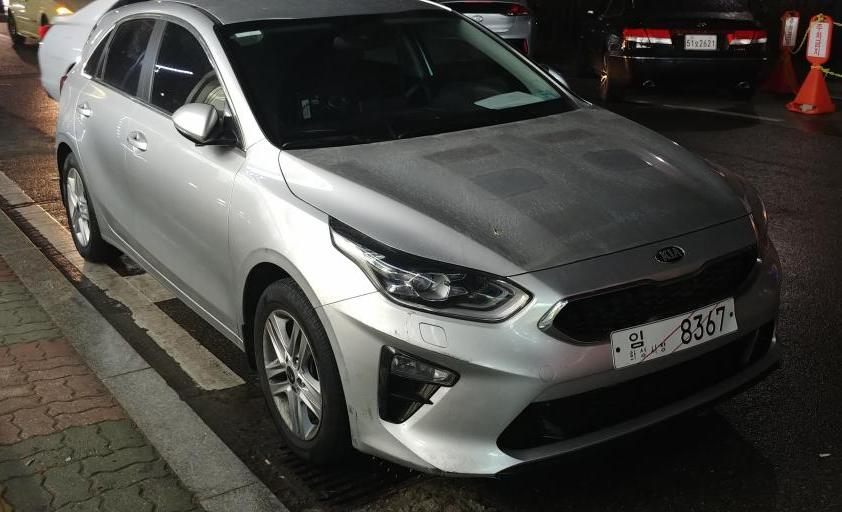 2018 Kia Cee D Spotted In Full Previews New Cerato