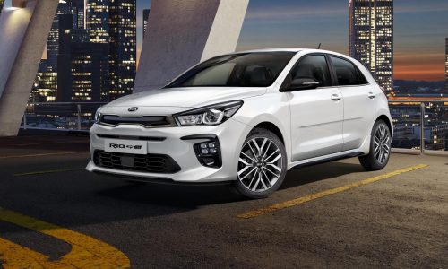 Sporty 2018 Kia Rio GT-Line revealed