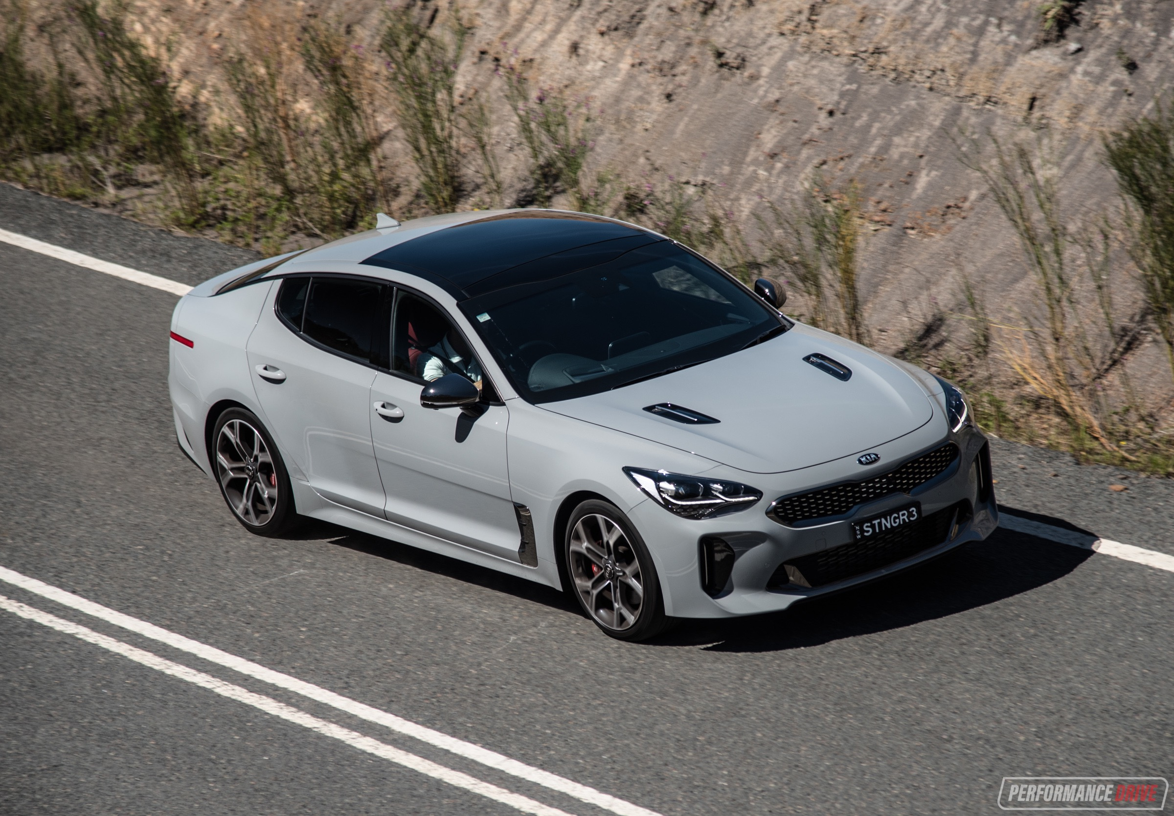2018 Kia Stinger GT review (video) | PerformanceDrive