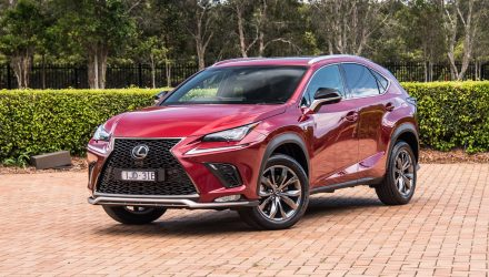 2018 Lexus NX 300 F Sport review (video)