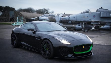 Lister Thunder revealed, based on Jaguar F-Type