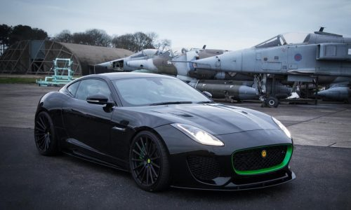 Lister Thunder revealed, based on Jaguar F-Type