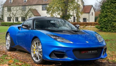 2018 Lotus Evora GT410 Sport announced, replaces Evora Sport 410