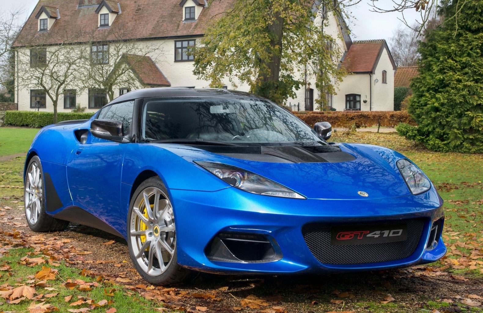 2018 Lotus Evora GT410 Sport Announced, Replaces Evora