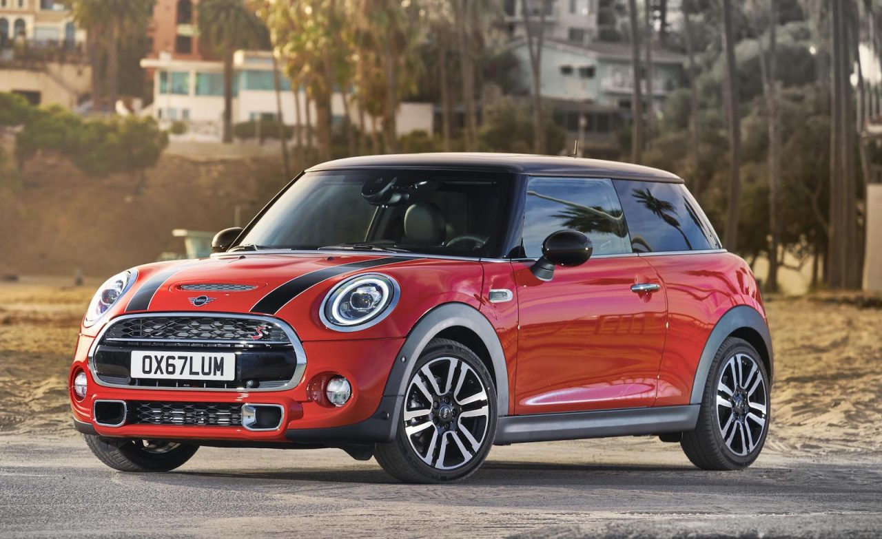 2018 MINI revealed with added tech, new 7spd dual-clutch ...