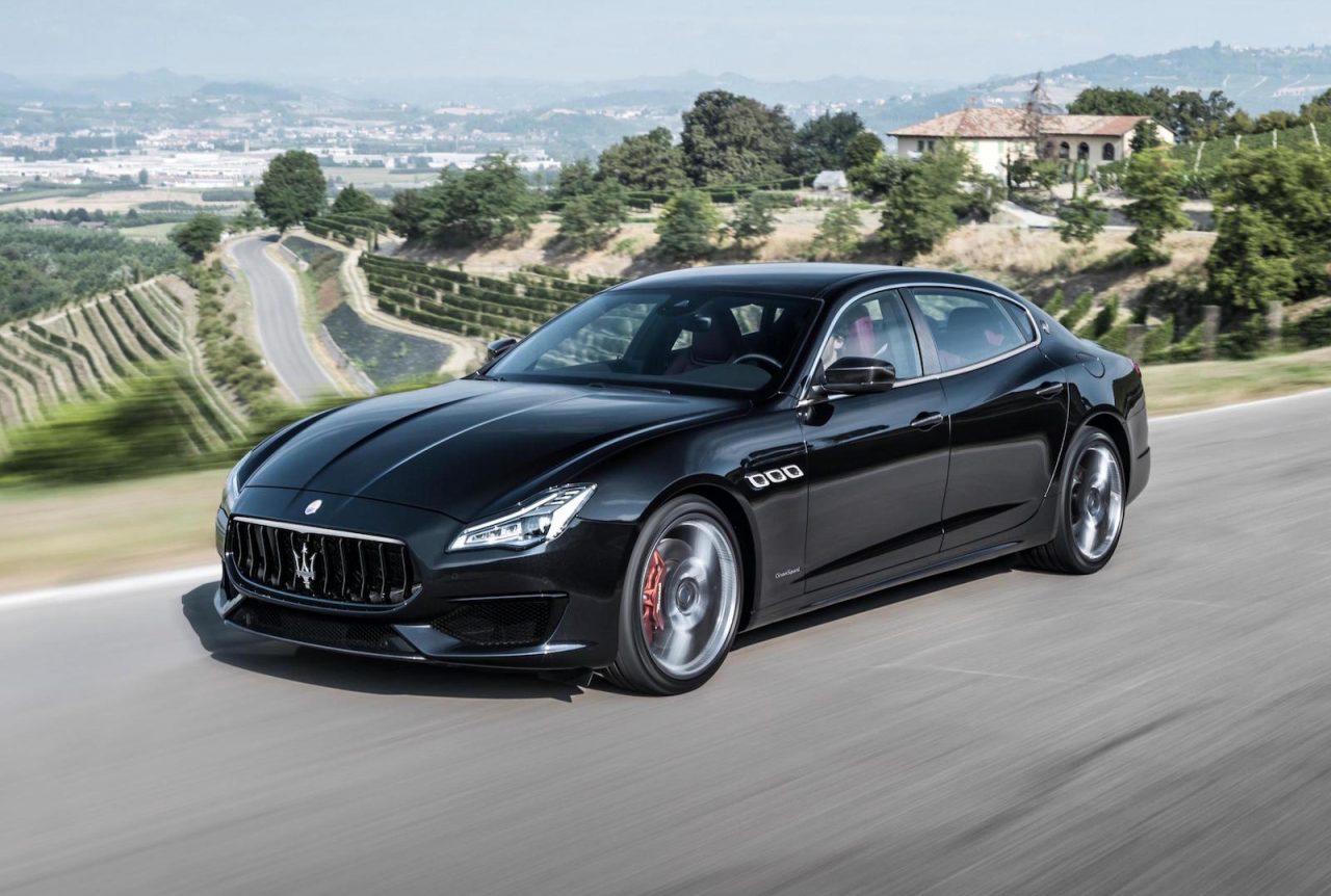 Maserati Quattroporte Gts >> 2018 Maserati Quattroporte update now on sale in Australia ...